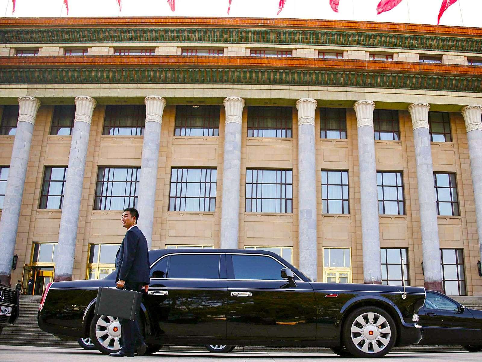 Автомобиль председателя КНР Си