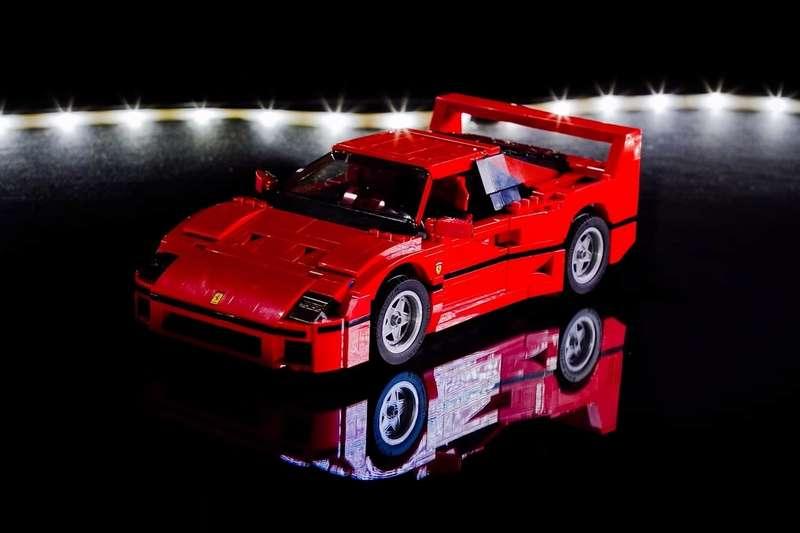FerrariF40Lego