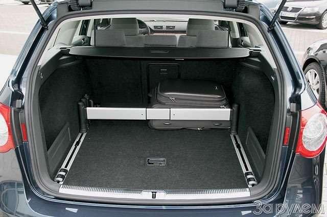 Volkswagen Passat Variant. Литраж итираж— фото 59087