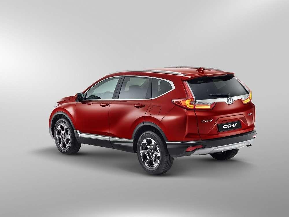 Honda CR-V: объявлены комплектации дляроссийского рынка— фото 743973