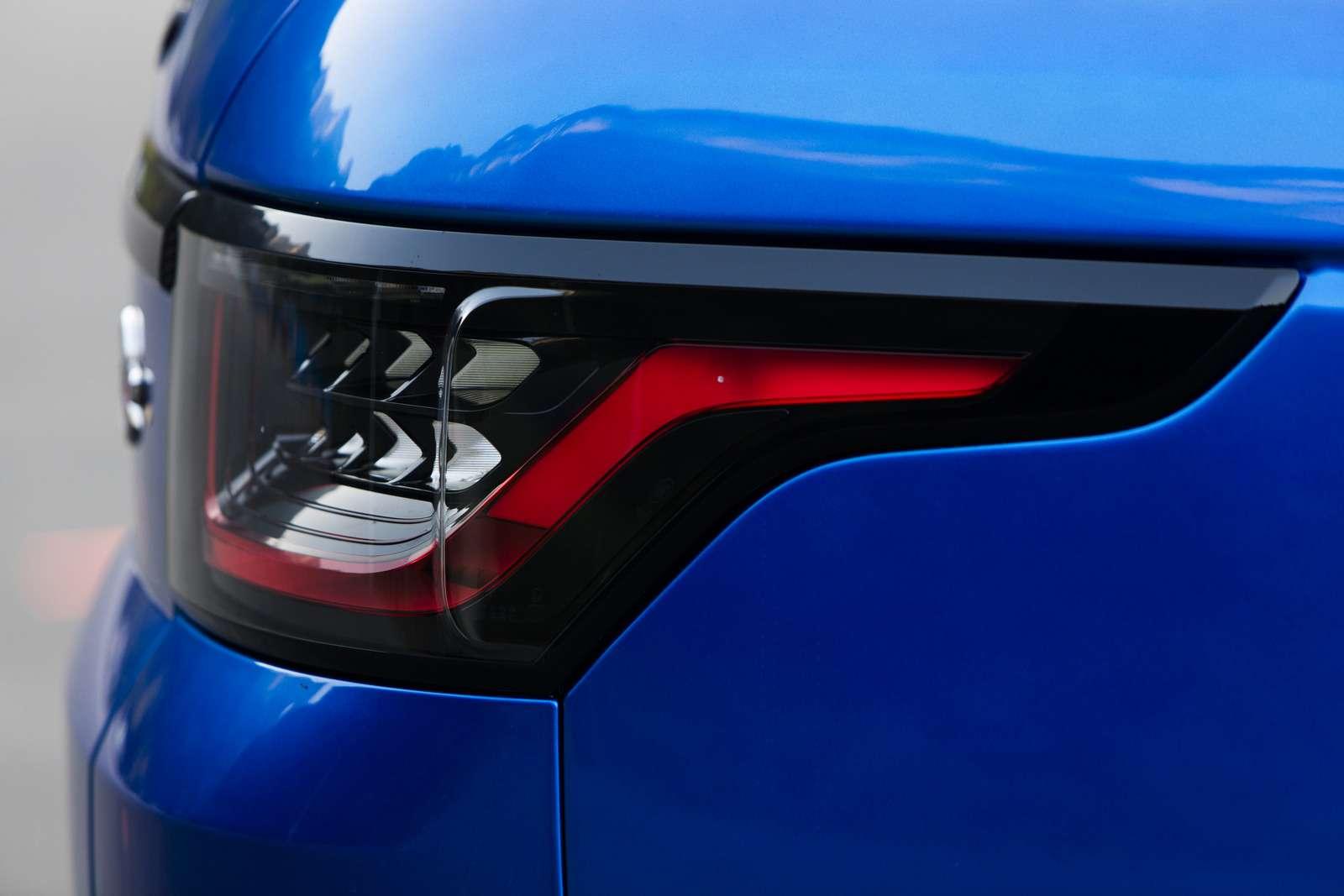 Range Rover Sport SVR оказался быстрее Ferrari нагорной дороге— фото 853290