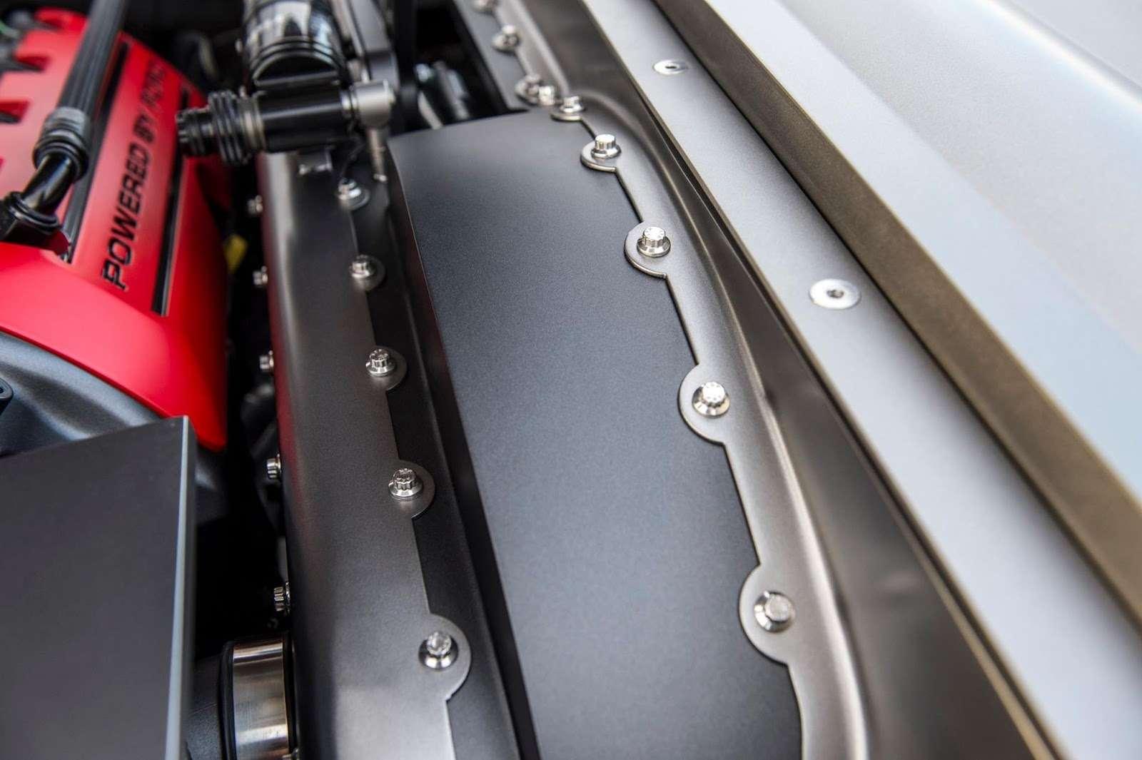 Конь Горыныч: 1000-сильный Ford Mustang стройным наддувом— фото 658605