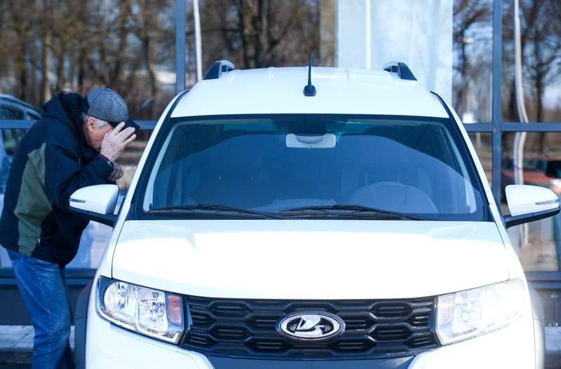 Lada пошла нарекорд: продажи выросли в4раза
