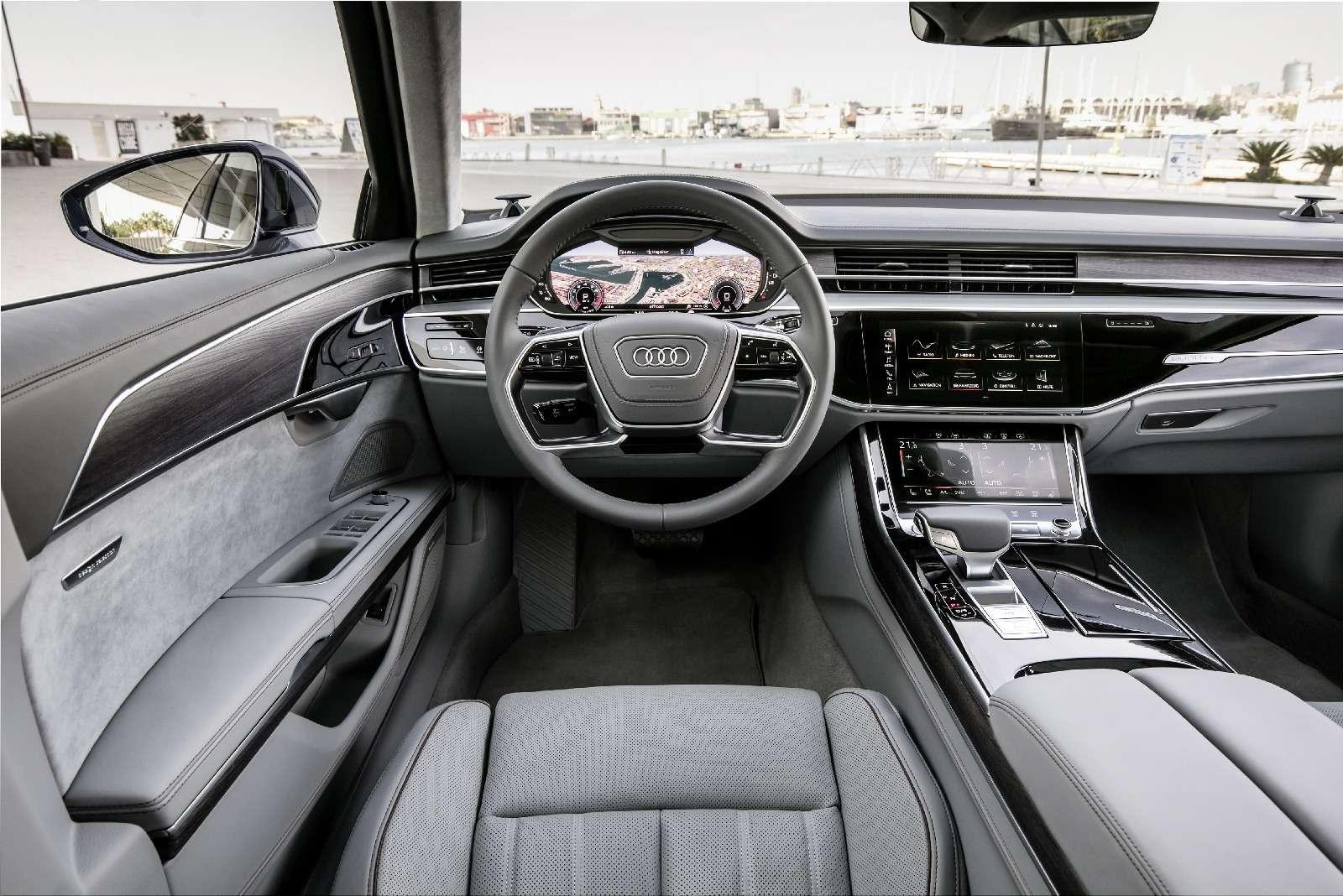 Audi A82018