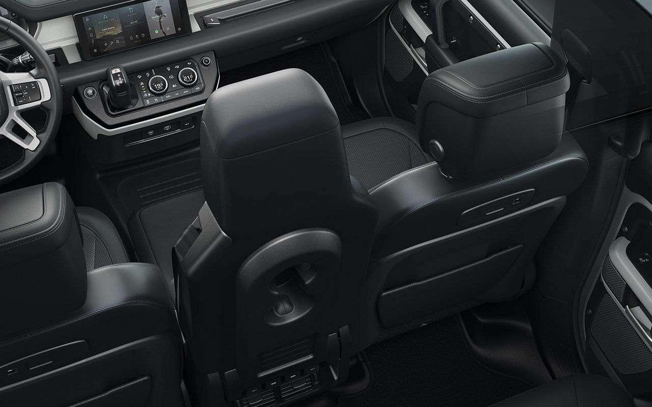 Новый Land Rover Defender: все его главные особенности— фото 1002763