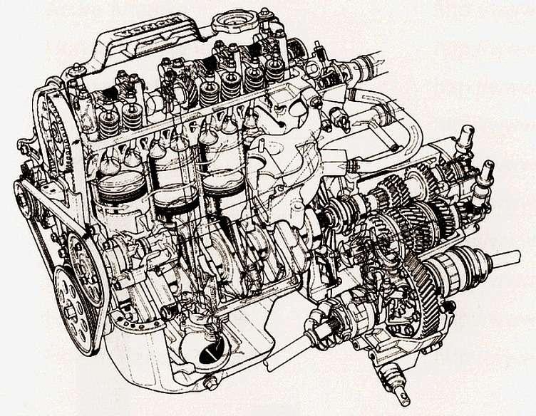 Силовой агрегат Honda City E (заводской индекс АА). Незря хондовские мотористы слывут одними излучших вмире. Вродебы никаких хитростей— один верхний вал, два клапана нацилиндр, арезультат— 67л.с. при 5500 об/мин с1,2л рабочего объема