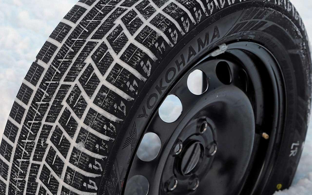 Большой тест зимних шин: выбор экспертов «За рулем» — фото 1170284