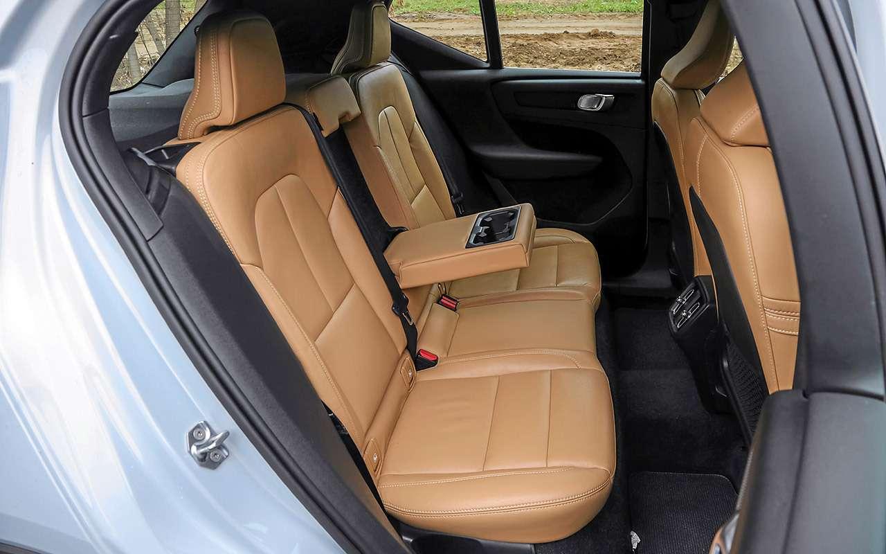 Audi, Mercedes, Range Rover иVolvo: большой тест— фото 1215216