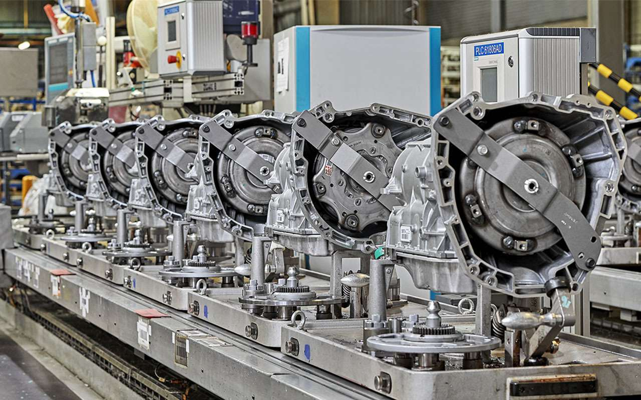 Сколько протянет автомат наУАЗе Патриот— исследование «Зарулем»— фото 991880