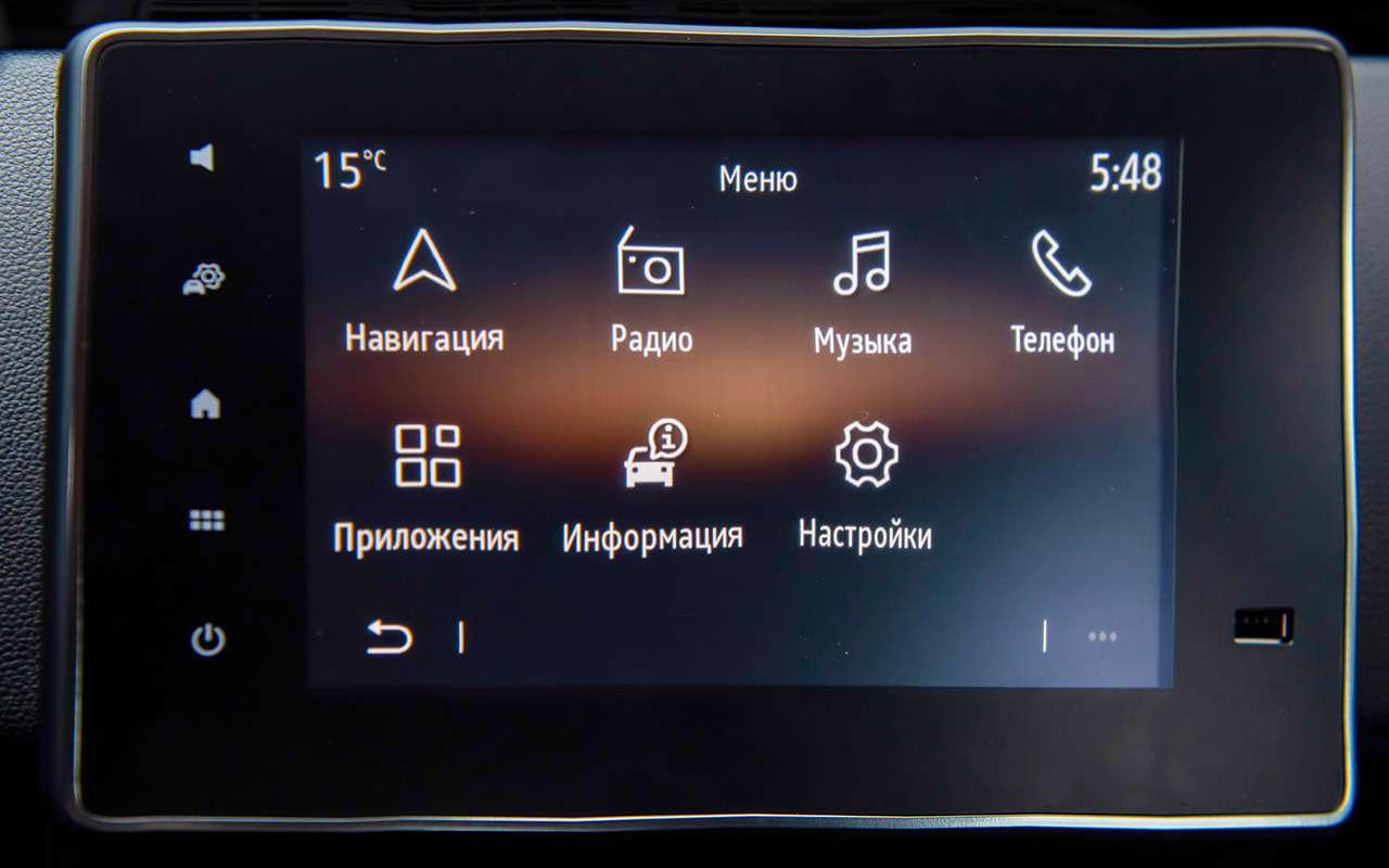 Новая Renault Arkana: чем она лучше Дастера иКаптюра?— фото 988825