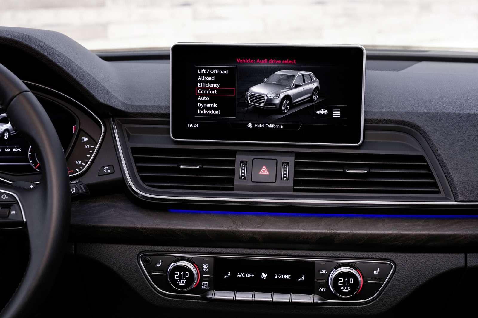 Объявлены рублевые цены нановый Audi Q5— фото 739853