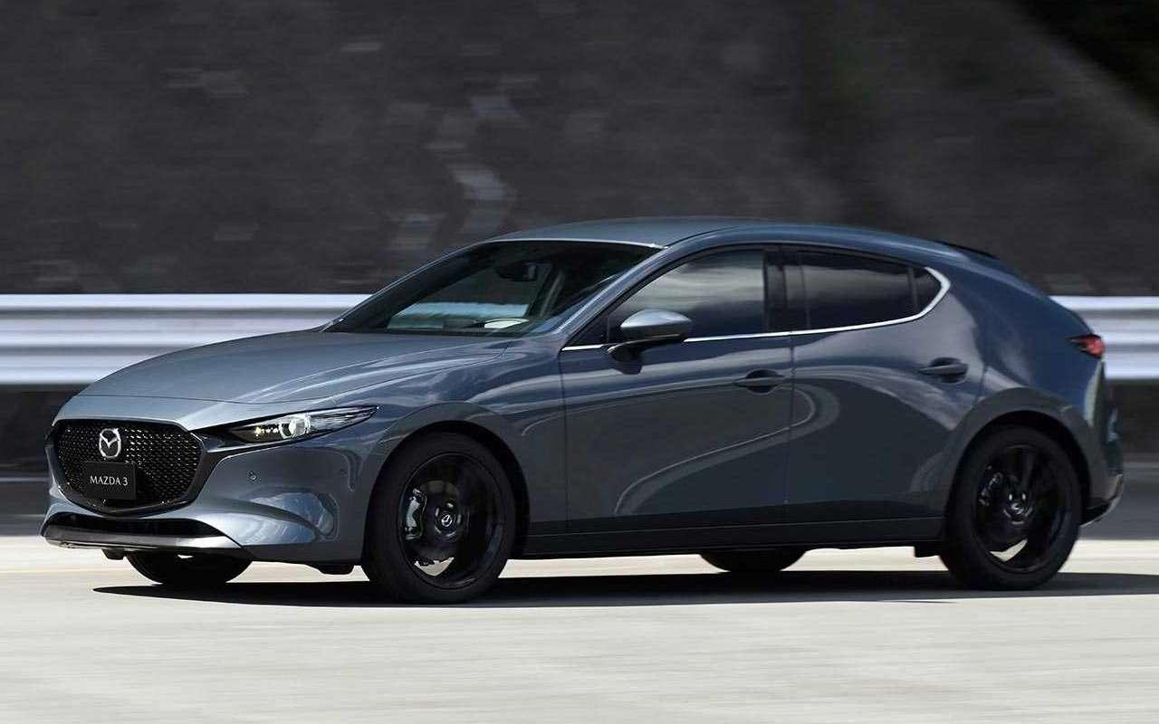 Новая Mazda 3: изменилось всё!— фото 926868