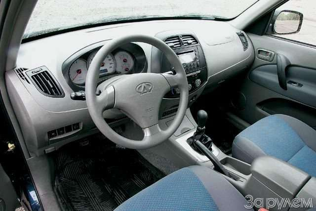 Chery SUV T11. Вишенка отяблони— фото 57108