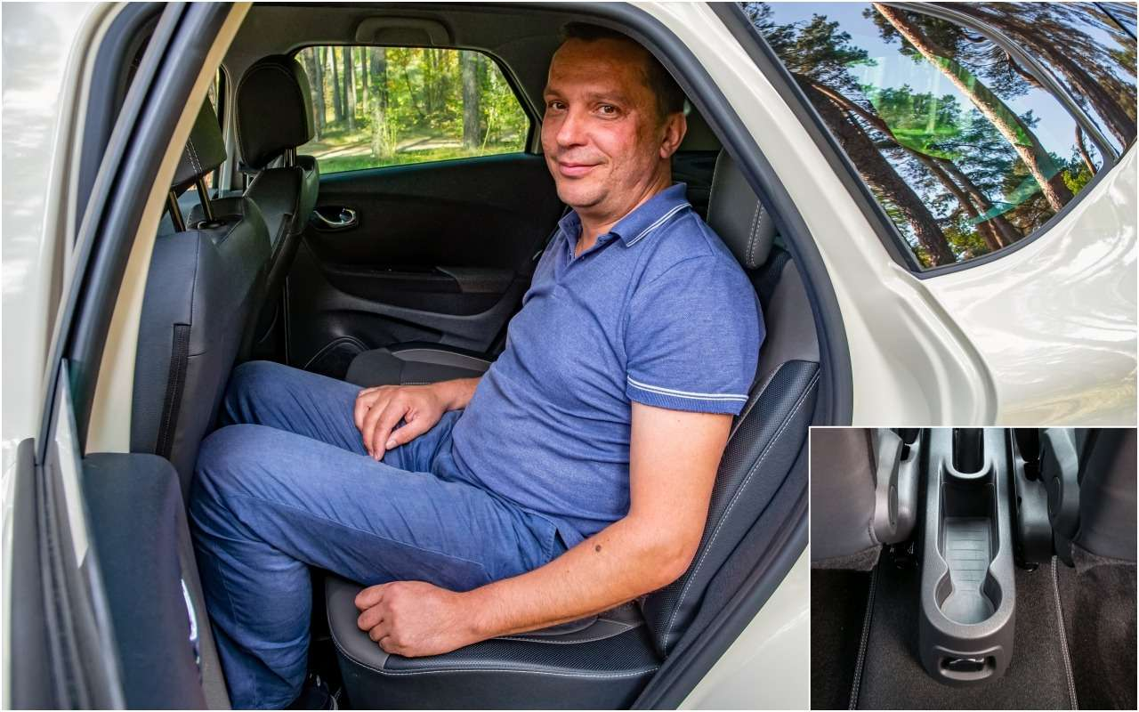 Geely GS, Chery Tiggo 7, Renault Kaptur: большой тест кроссоверов— фото 1012334