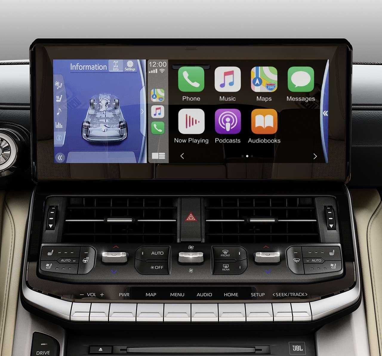 Toyota Land Cruiser 300: прием заказов ицены— фото 1258518