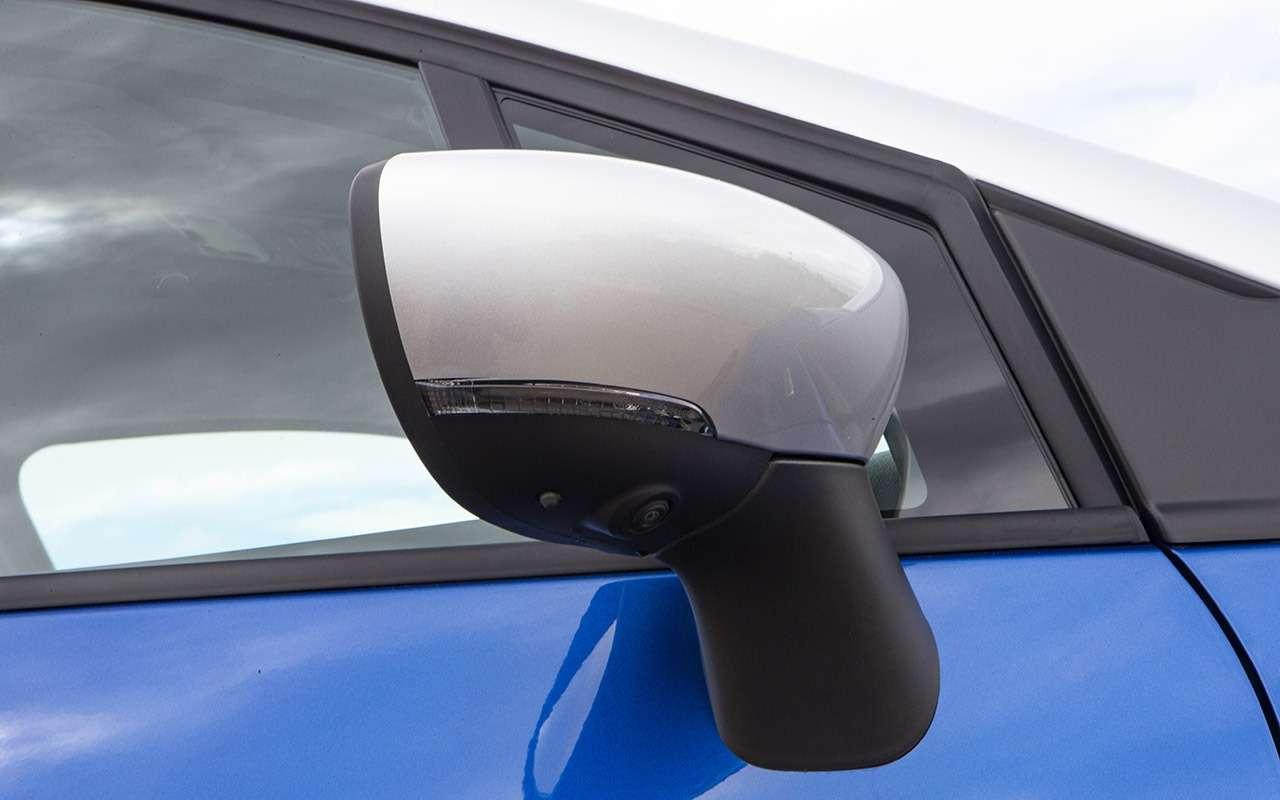 9 неудобных вопросов кобновленному Renault Kaptur— фото 1125455