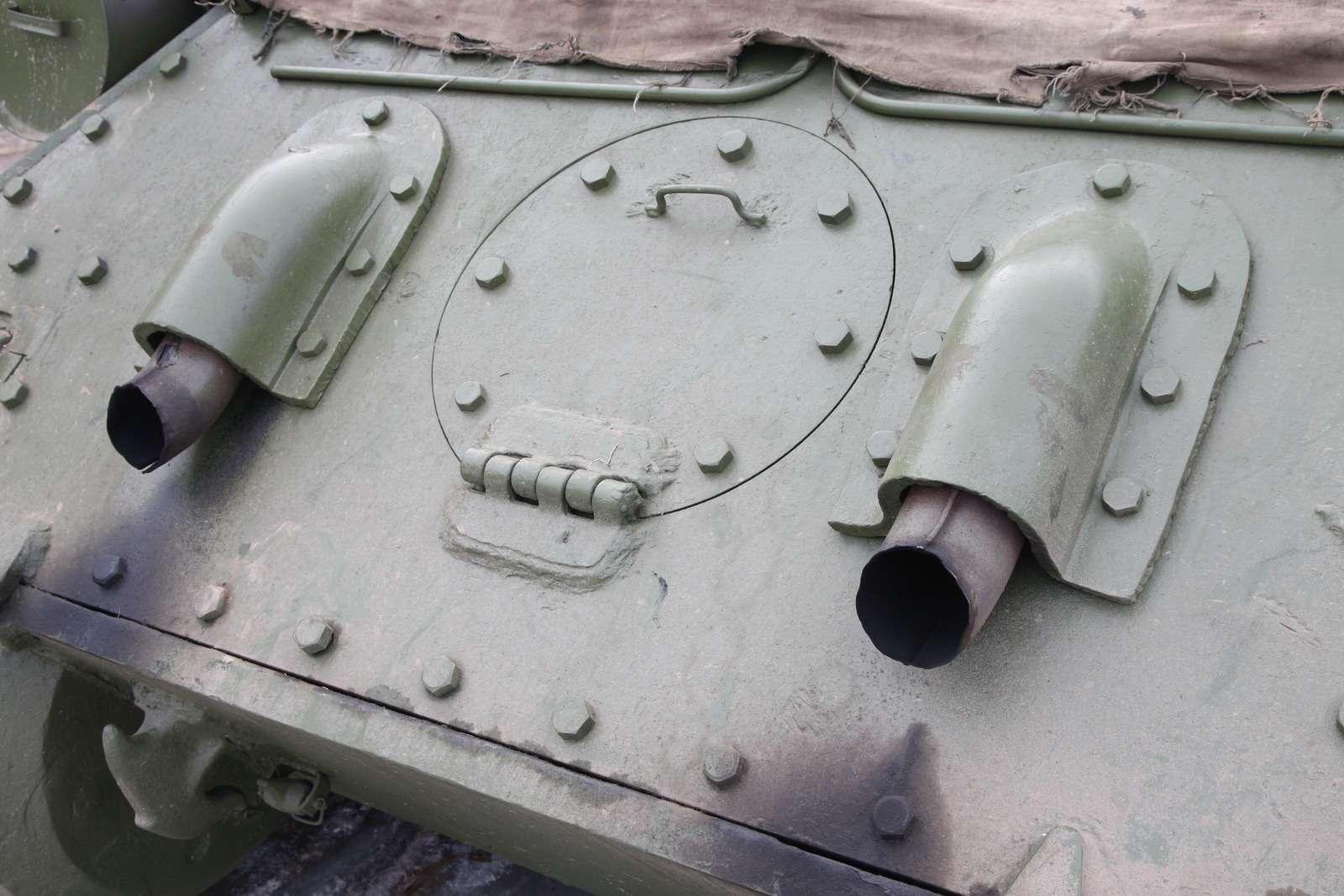Танк Т-34: огнем иманевром— фото 684010