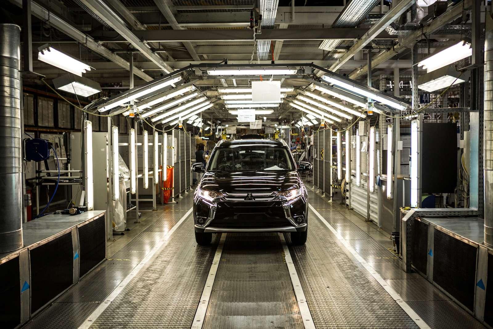 Почему локализованные вКалуге автомобили недешевеют— фото 573422