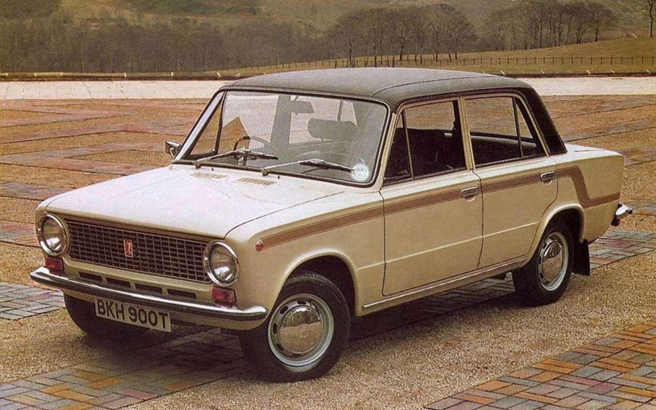 18советских автомобилей справым рулем— итакое было!— фото 980933