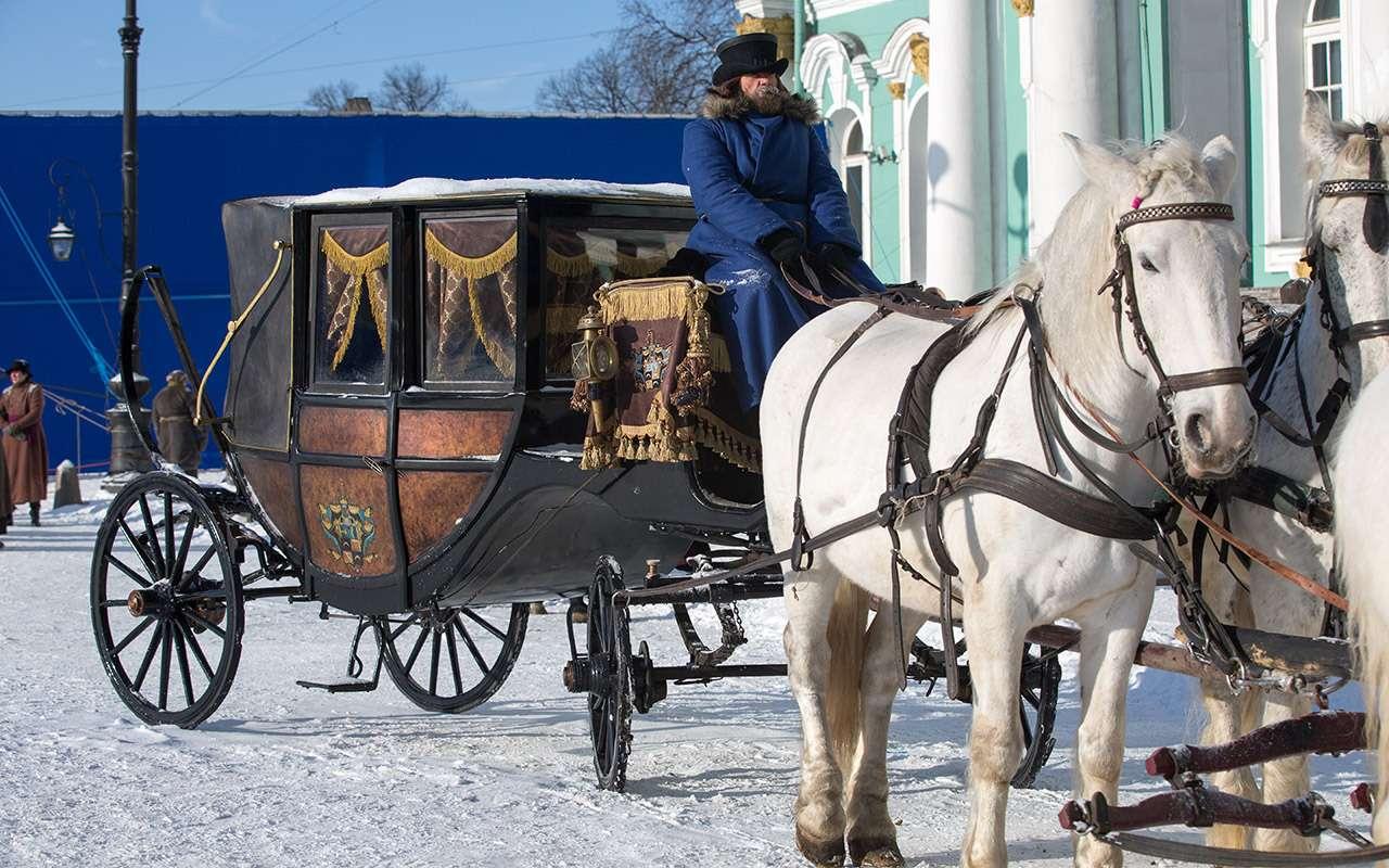 Таксисты-мигранты, платные дороги, каршеринг...— всё это уже было вцарской России— фото 1033920