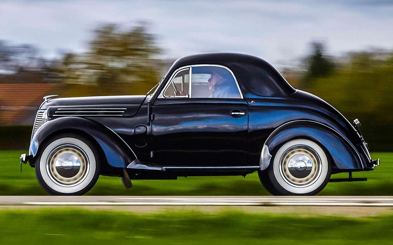 Renault Juvaquatre— редчайший из массовых. Ретротест— фото 884067