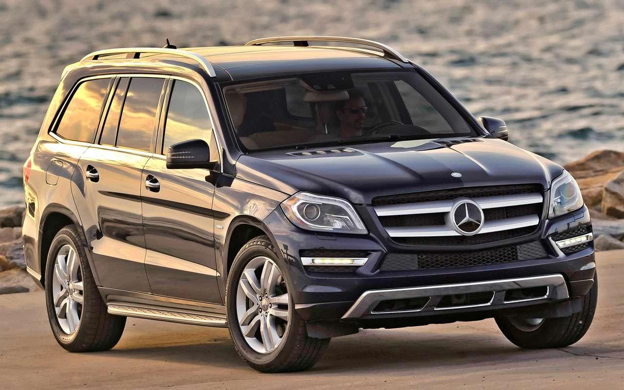 Mercedes спробегом— общие проблемы моделей— фото 1201081