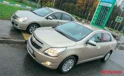 Chevrolet Cobalt, Nissan Almera