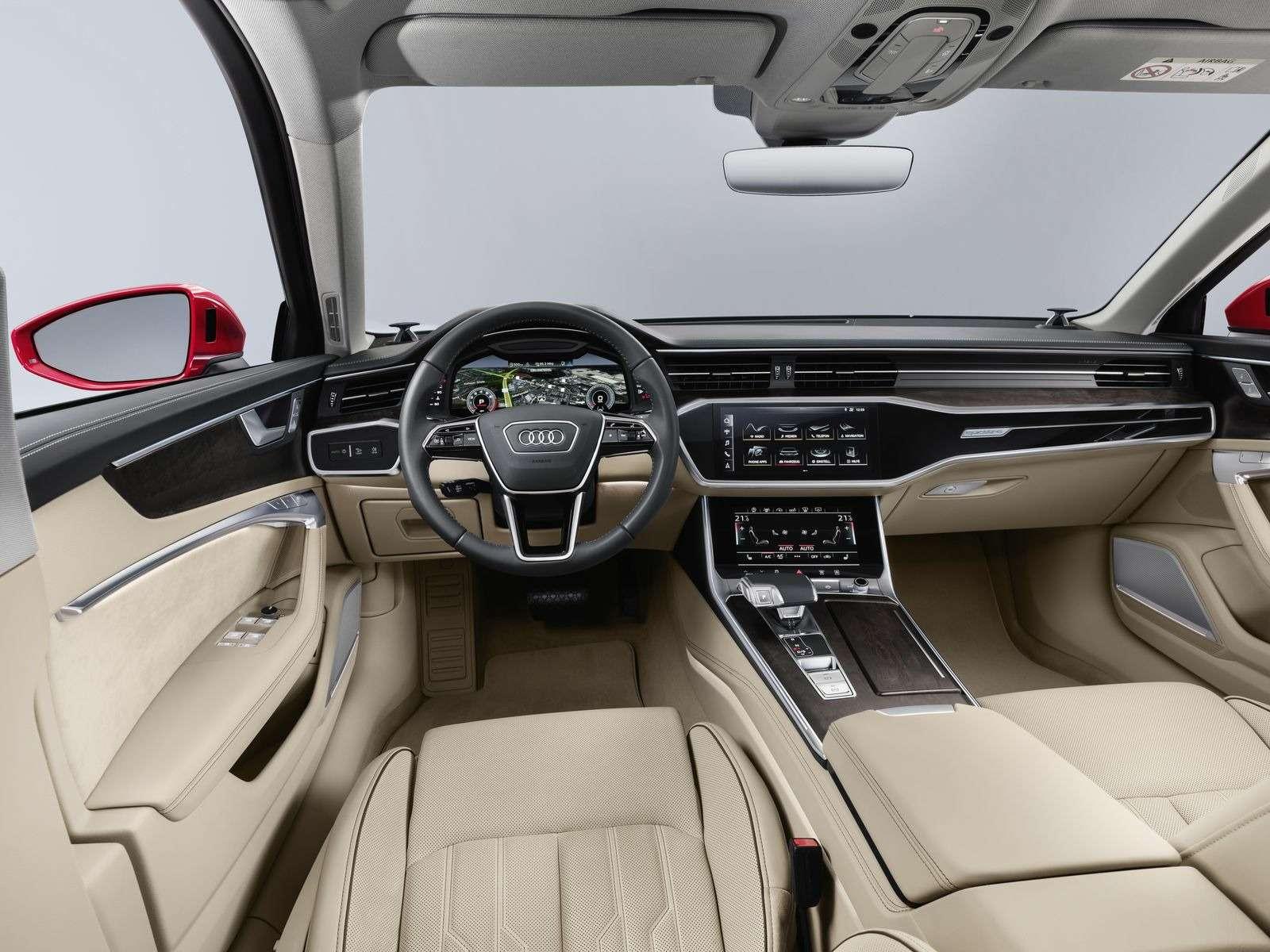 Новый Audi A6: найди десять отличий— фото 849220