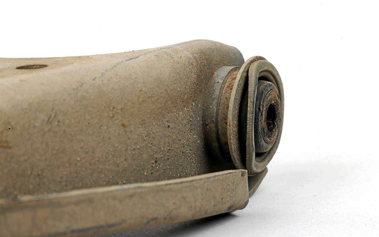 Лада Ларгус: все, что сломалось после 100000км— фото 1011996