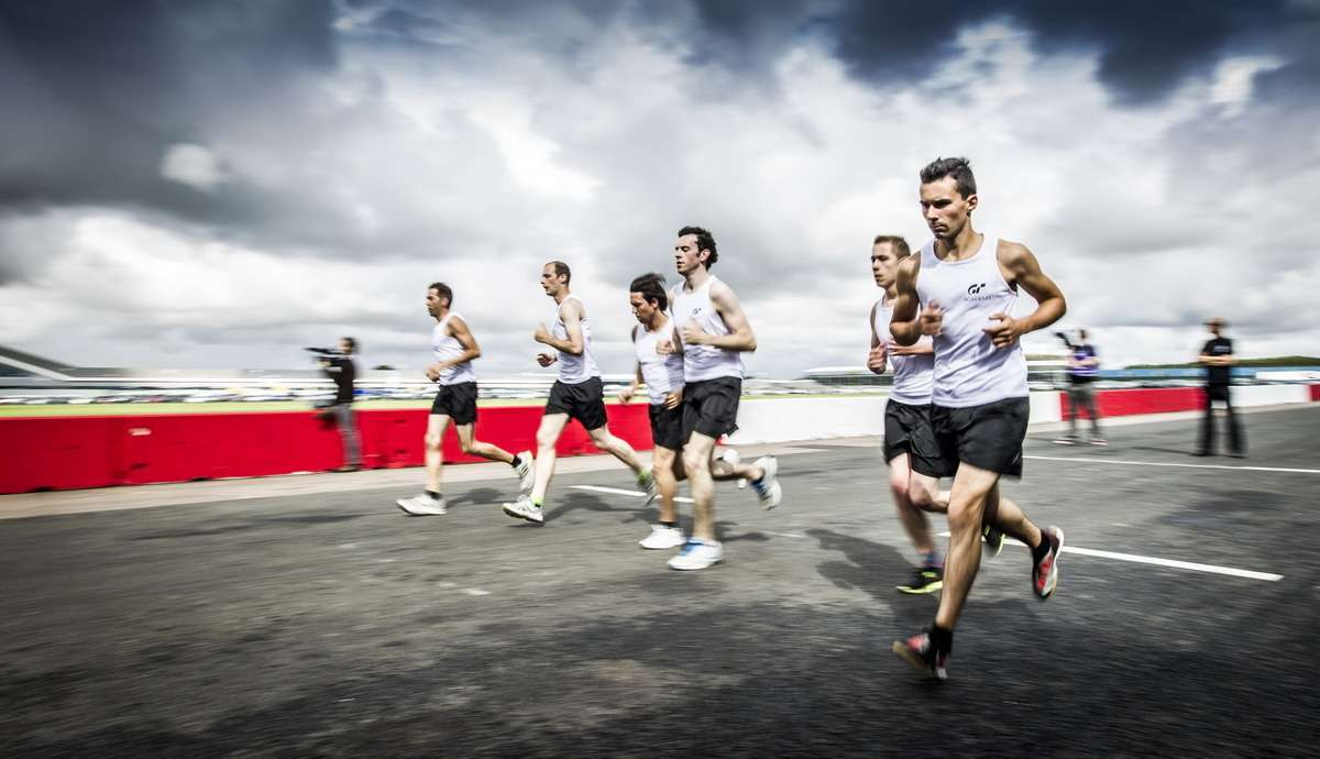 GTAcademy 2012 Race Camp