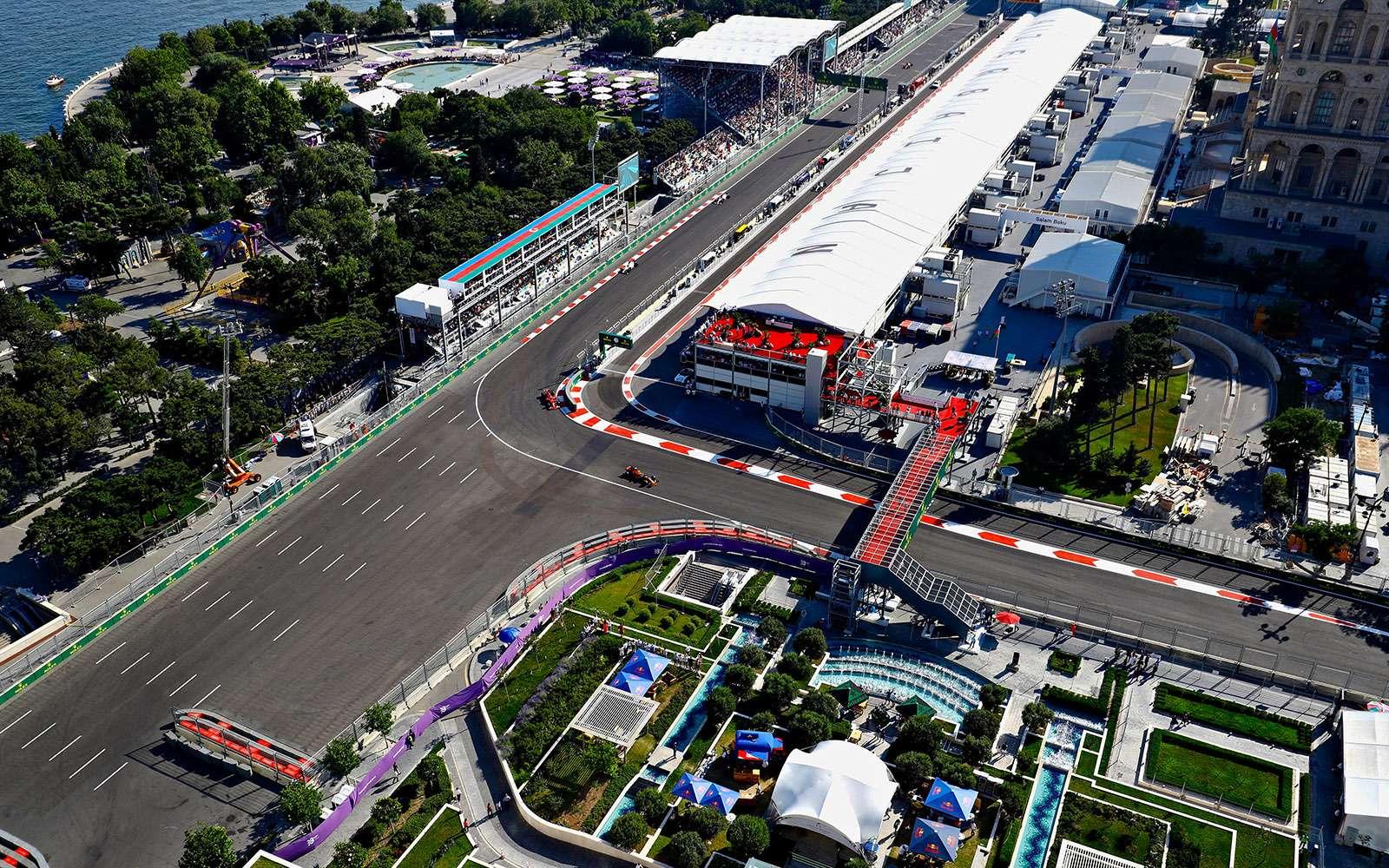 Какпостроить автодром Формулы 1(ипочему вСочи скучно)— фото 778415