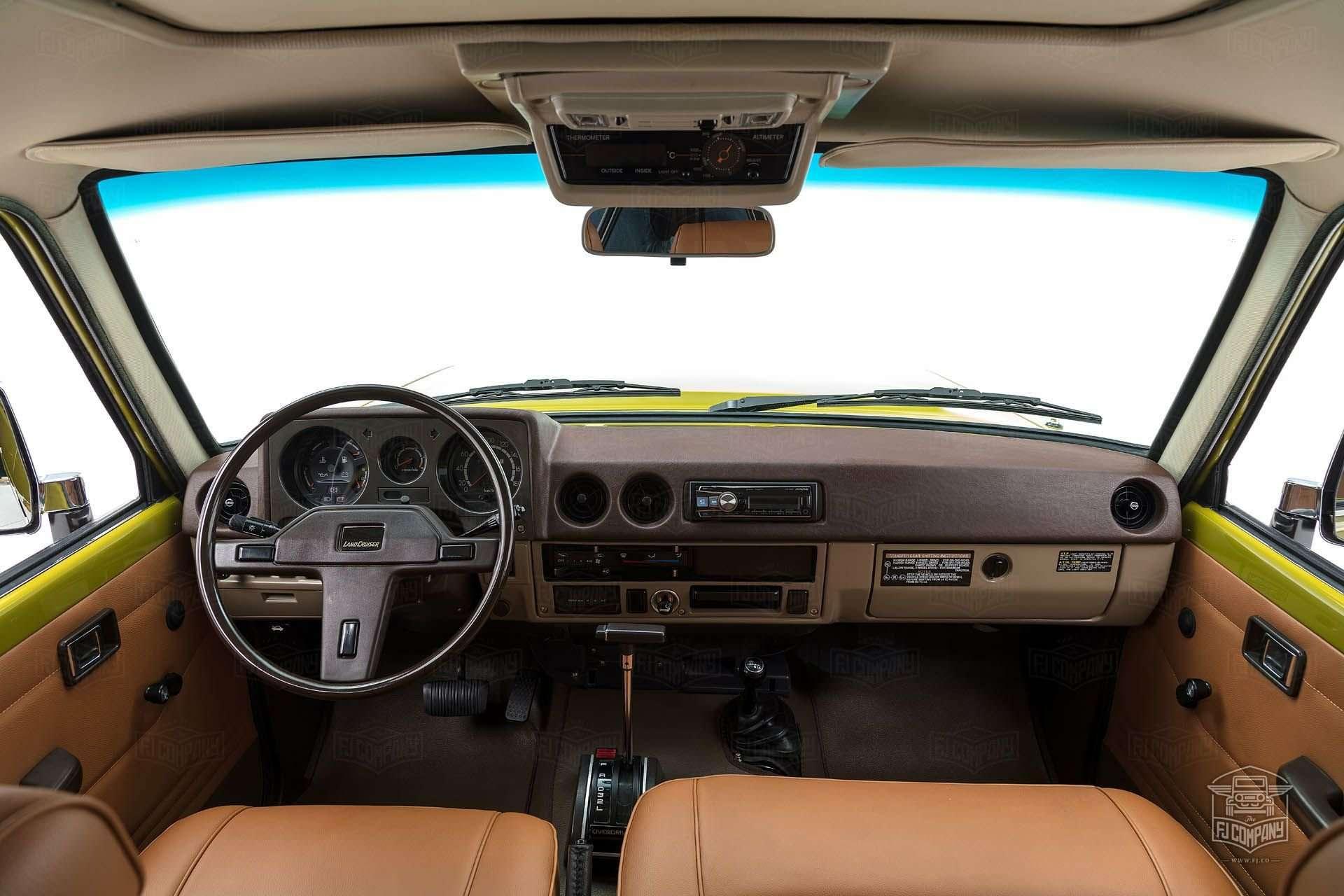 Абсолютно новый Toyota Land Cruiser 1986 года. Да, такое бывает!— фото 877228