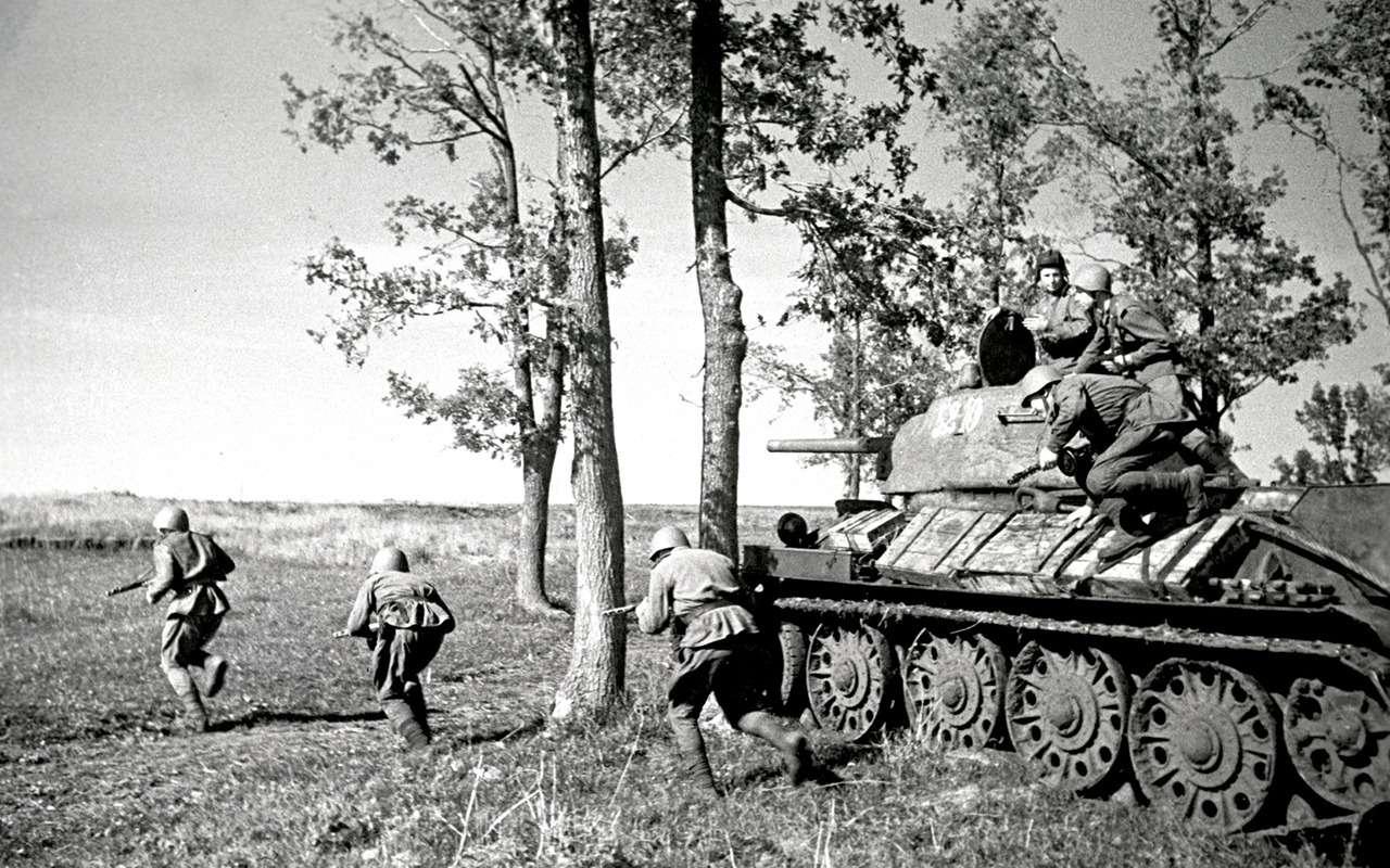 Тримифа иодна правда олегендарном танке Т-34— фото 928456