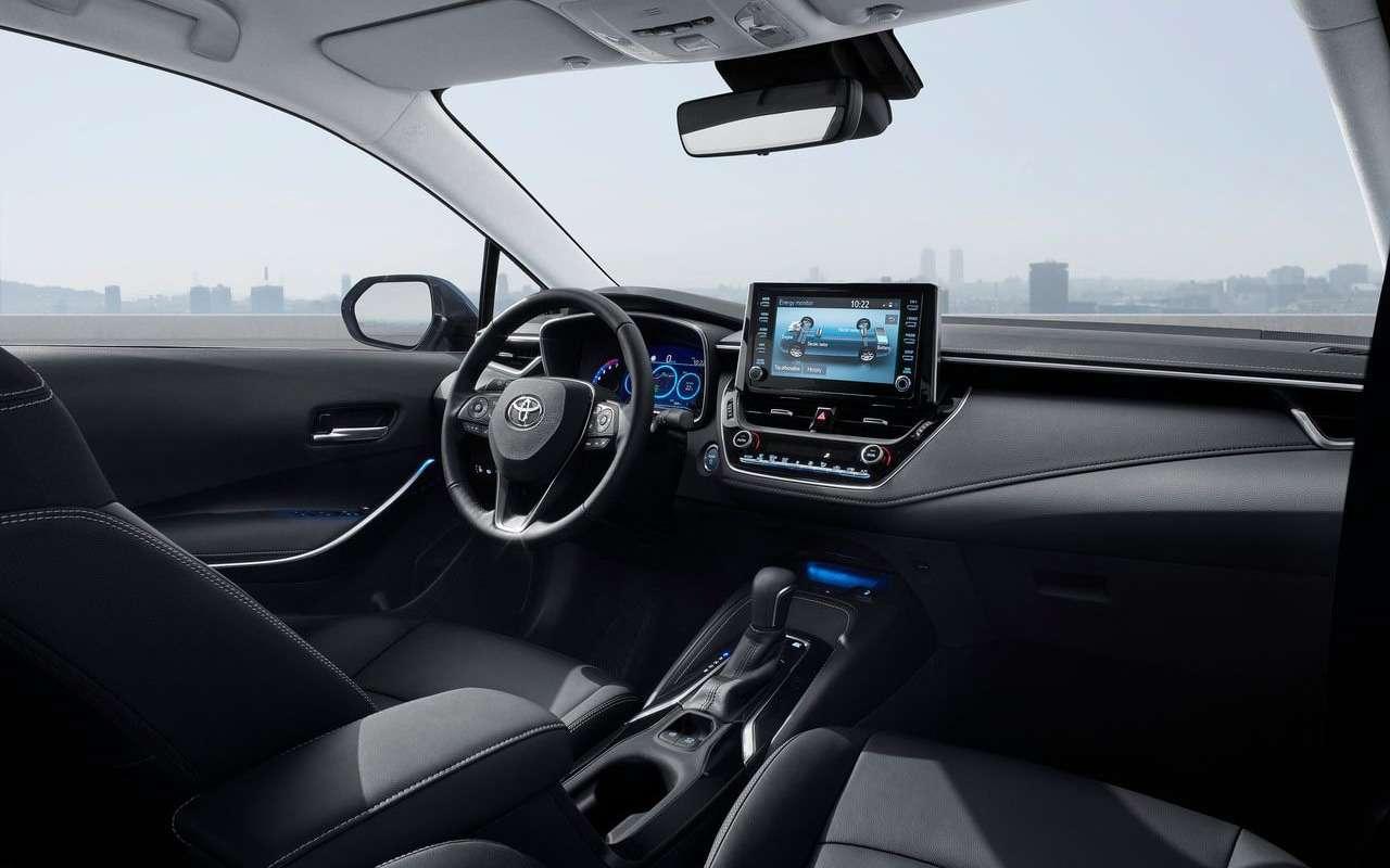 Новая Toyota Corolla: почему так дорого?!— фото 949326