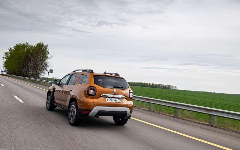 Duster с вариатором: 500 км по магистралям и бездорожью