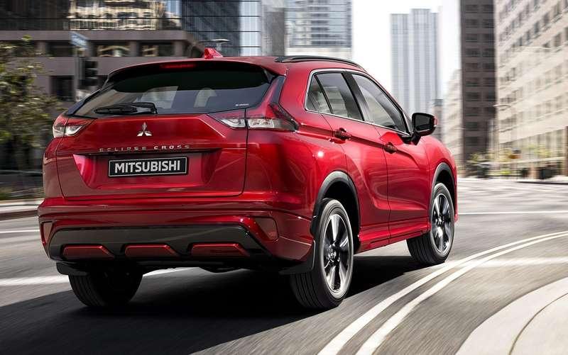 Mitsubishi объявила цены наEclipse Cross