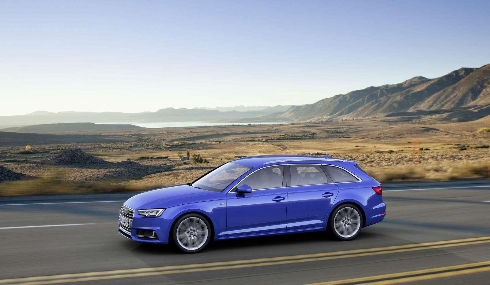Audi A4Avant 3.0TDI quattro 1