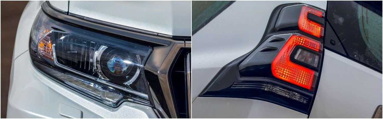 4 важных (иединственных) обновления Toyota LCPrado— фото 1209899