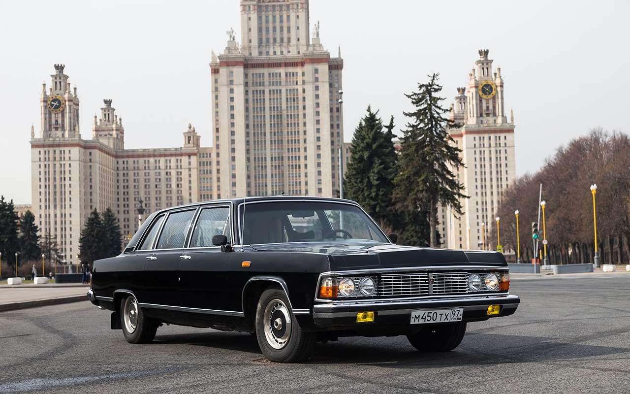100 миллионов! Топ-10 самых дорогих советских автомобилей - фото 1160231