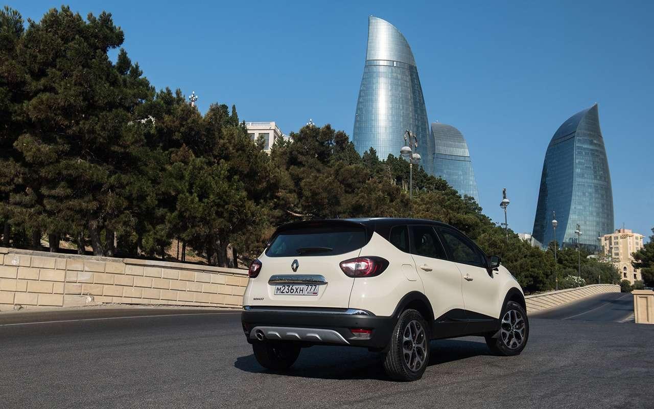 7 причин задуматься опокупке Renault Kaptur висполнении Extreme— фото 942347