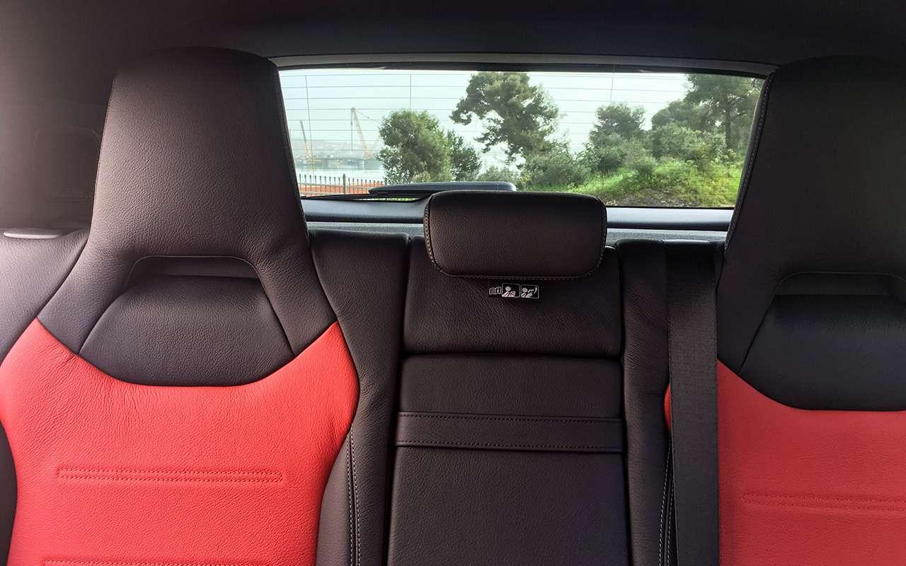 Mercedes-Benz А-класса: как большой— фото 876124