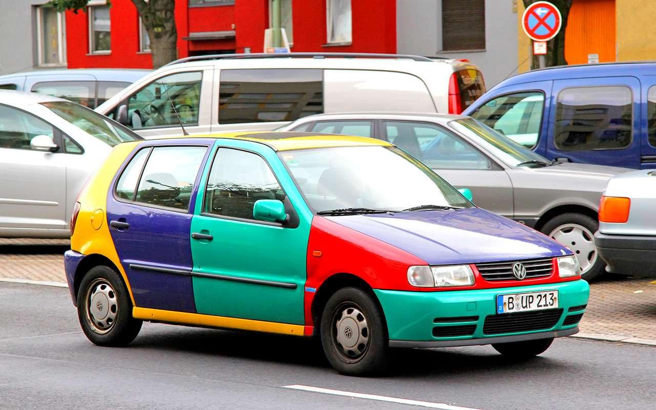 Белый, черный и…Эксперты назвали самые популярные цвета автомобилей— фото 835992