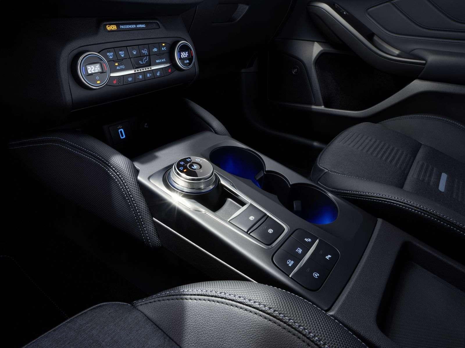 Новый Ford Focus: больше никаких PowerShift'ов!— фото 861414