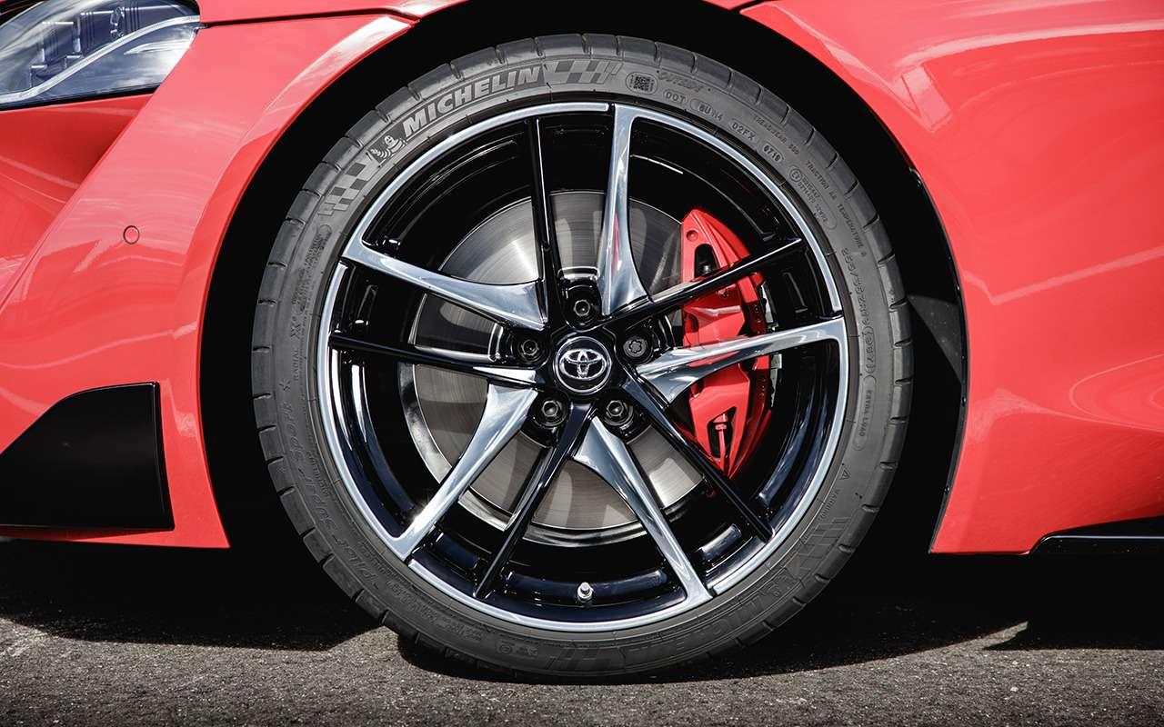 Новая Toyota Supra: комплектации ицены— фото 978216