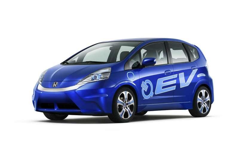 Honda Fit EVConcept