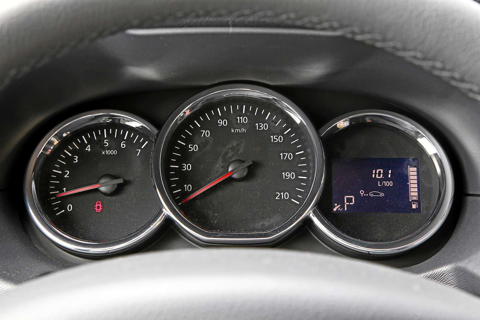 Nissan Terrano сновыми моторами: эко-невидаль— фото 592831