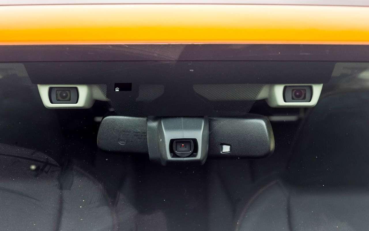 Тест систем автоторможения: кроссоверы останавливаются, ноне всегда— фото 847288