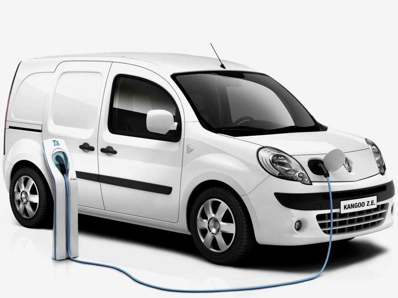 Renault-Nissan иГрузия договорились сотрудничать поэлектрокарам