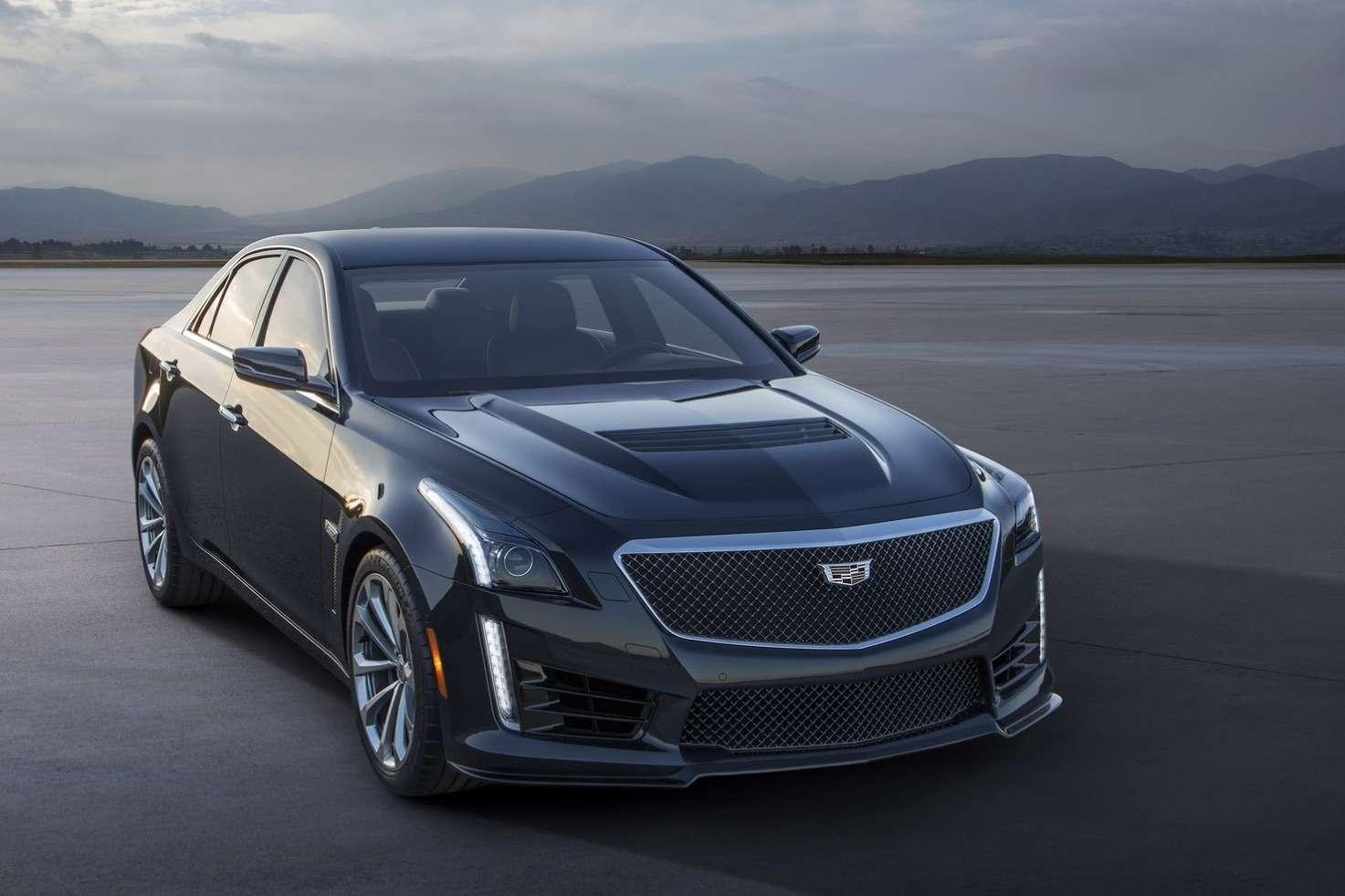 2016-Cadillac-CTS-V-Sedan-2