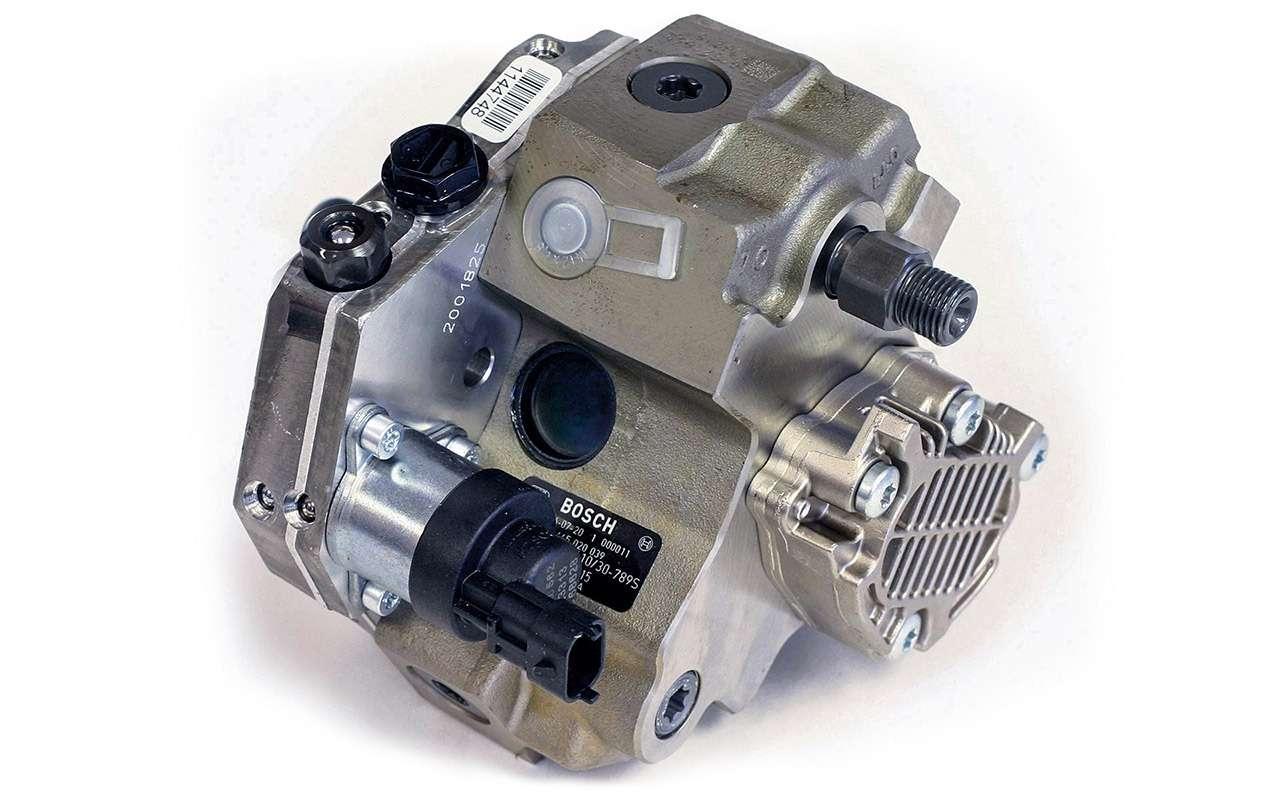 Всеоремонте топливных систем дизельных двигателей. Исследование ЗР— фото 915687